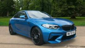 image for BMW M2 Competition 2dr DCT Auto  405 Coupe Petrol Automatic