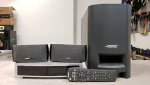 Bose 321 Series III HDMI 2.1pc Home Theatre System