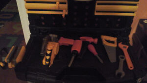 Tool set table for sale West Island Greater Montréal image 3