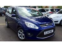 2014 Ford Grand C-MAX 2.0 TDCi Zetec 5dr Powershift Automatic Diesel Estate