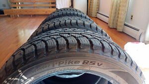 Winter tires i*Pike RSV - 205/55R16 (4 tires = $220,00)