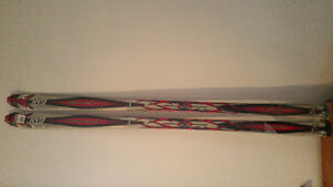 ELAN PSX Intruder Red Skis New in Wrapping