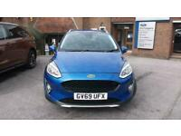 2019 Ford Fiesta ACTIVE X 1.0T ECOBOOST 125PS 5DR Manual Hatchback Petrol Manual
