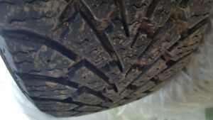 Good year Rotation Nordic Winter Tires, great condition 205-16s