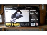 Power Planer