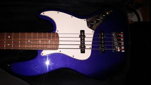 Fender Jazz 5 string bass