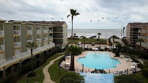 Galveston Texas By the Sea - Ocean front condo with a view
