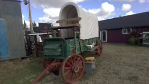Antique Studebaker ChuckWagon