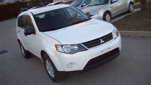 2007 MITSUBISHI OUTLANDER LS...AUTOMATIC...4X4...E TEST & SAFETY