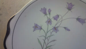 Royal Albert Platter, Blue Bell of Scotland, Bone China England Kitchener / Waterloo Kitchener Area image 2