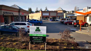 For Lease! 1428 sq.ft retail space in busy Sardis location.