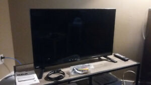 "BRAND NEW 32"" RCA LED television with remote"