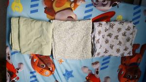Muslin blankets EUC