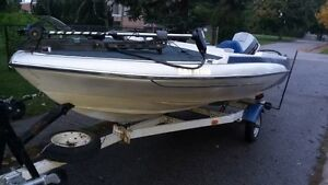 Modified Bass Boat Motor Trailer Papers For Sale
