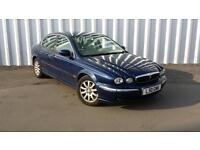 Jaguar X-TYPE 2.5 V6 AUTO 4WD - FULLY LOADED - SUNROOF - 12 MONTHS MOT