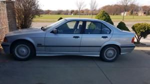 1996 bmw 318i automatic