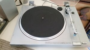 SONY PS-LX2 DIRECT DRIVE Automatic Turntable