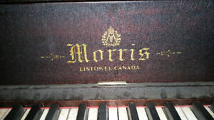 For Sale Morris Piano