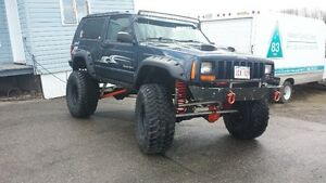 2000 Jeep Cherokee Coupe (2 door)