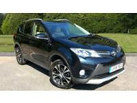 2015 Toyota RAV-4 2.2 D-4D Invincible 5dr Manual Diesel Estate