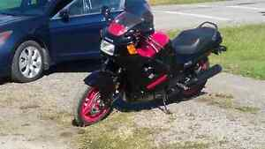 1987 Honda Hurricane CBR 1000 in mint condition