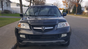 Acura MDX 2006 Technology Package