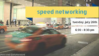 Speed Networking-July Edition