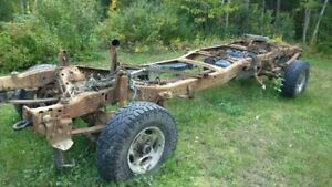 2001 Ford F350 chassis