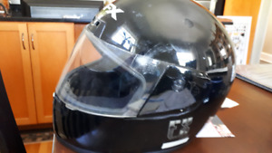 DOT certified motorcycle helmet