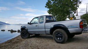 1996 Toyota Tacoma XtraCab 4x4 3.4L V6 5 speed manual