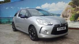 2014 CITROEN DS3 E-HDI DSTYLE PLUS FREE ROAD TAX HATCHBACK DIESEL