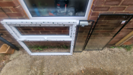 New upvc window