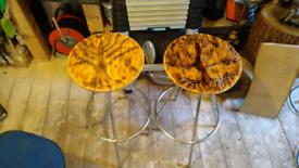 Bar/kitchen stalls