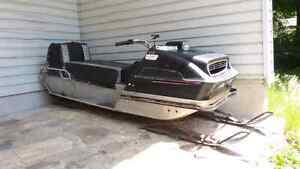 Artic Cat Panther 440 Sachs Big Wide Mouth 1970