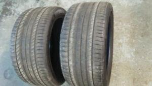 Plusieurs Pneus 22 pouces / Many 22 inch Tires