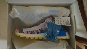 Adidas HU Solar pink us size 9.5