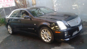 2006 Cadillac STS-V 4.4L Supercharged