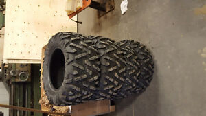 Can-am commander xt stock tires new 27x11.00 r14