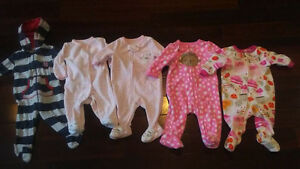 0-6 Months baby girl clothes & Accersories