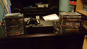PS2 with many games St. John's Newfoundland image 1