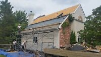 Siding and Roofing Installers
