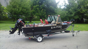 Complete fishing package