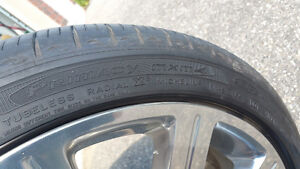 """Cadillac ATS 18"""" Rims and Tires Package Kitchener / Waterloo Kitchener Area image 7"""