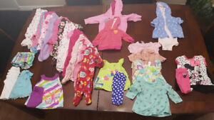 Infant Girls 0-3 month clothing