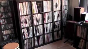 RECORD COLLECTION, VINYLS PRIVATE COLLECTION OF OVER 20000