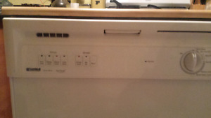 Mint condition never used Kenmore dish washer