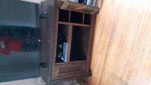 Beautiful Wooden TV Stand!