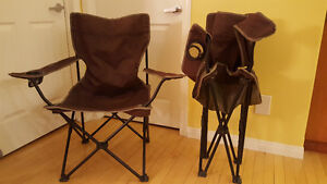 Lawn chairs / camping chairs