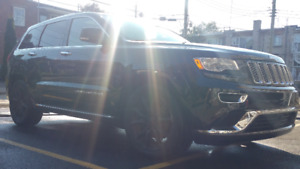 2016 Jeep Grand Cherokee Summit Transfer de bail Lease transfer
