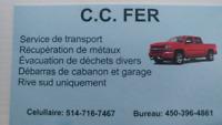 Service de transport et de récupération